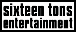 Sixteen Tons Entertainment Logo