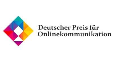 Deutscher Preis für Onlinekommunikation