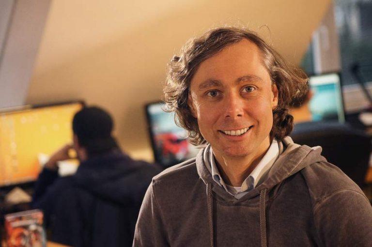 Ralph Stock Portrait, photographer: Justus Bürger (CC-BY-SA-4.0)