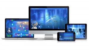 Blue Brain Club screenshot